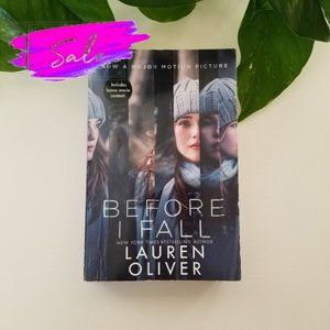 3/ $20 Book - Before I Fall by Lauren Oliver